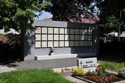 Urnenwand Kolumbarium K2 Friedhof Altdorf Urnenwandmanufaktur Neher+Partner