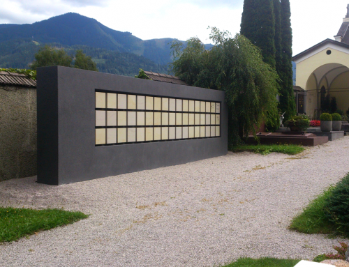 Friedhof Zell am See – Österreich